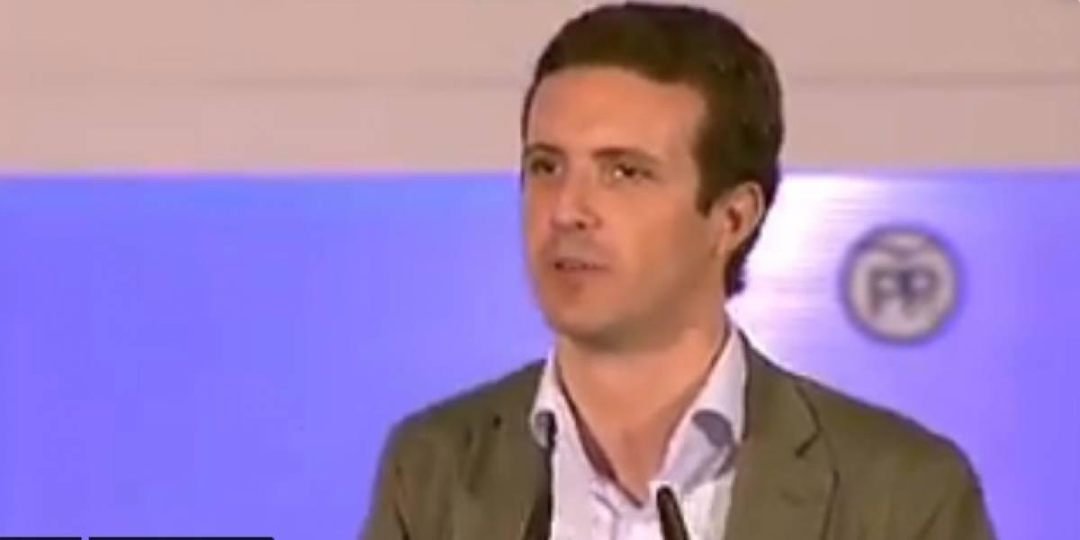 Político español causa polémica por presumir el 'descubrimiento de América'