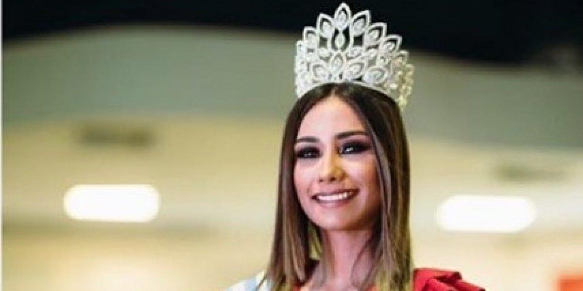 Dayana Párraga es la Reina de Manabí 2018