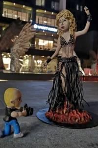 Shakira en Guadalajara