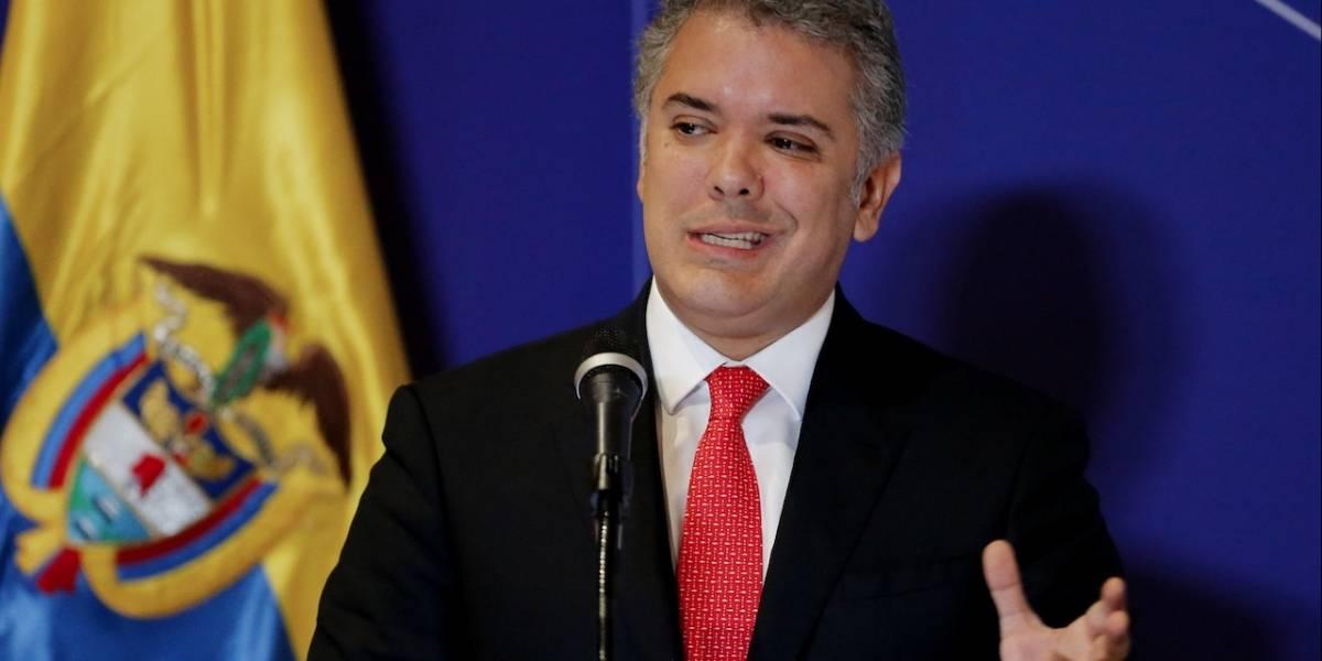 Presidente Iván Duque canceló visita a Marquetalia por problemas de salud