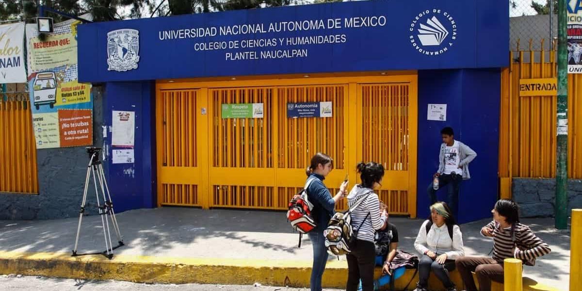 Cámaras del C4 no registraron presunto ataque contra alumna del CCH Naucalpan