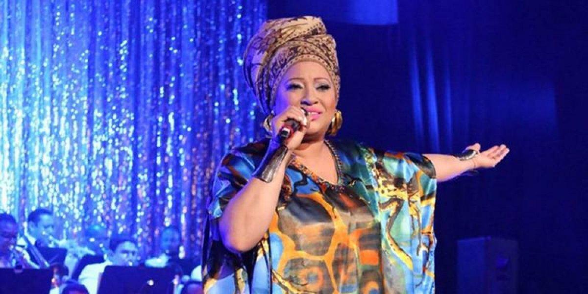 """Diomary """"La Mala"""" se recupera de salud; hoy canta en Hard Rock Café"""