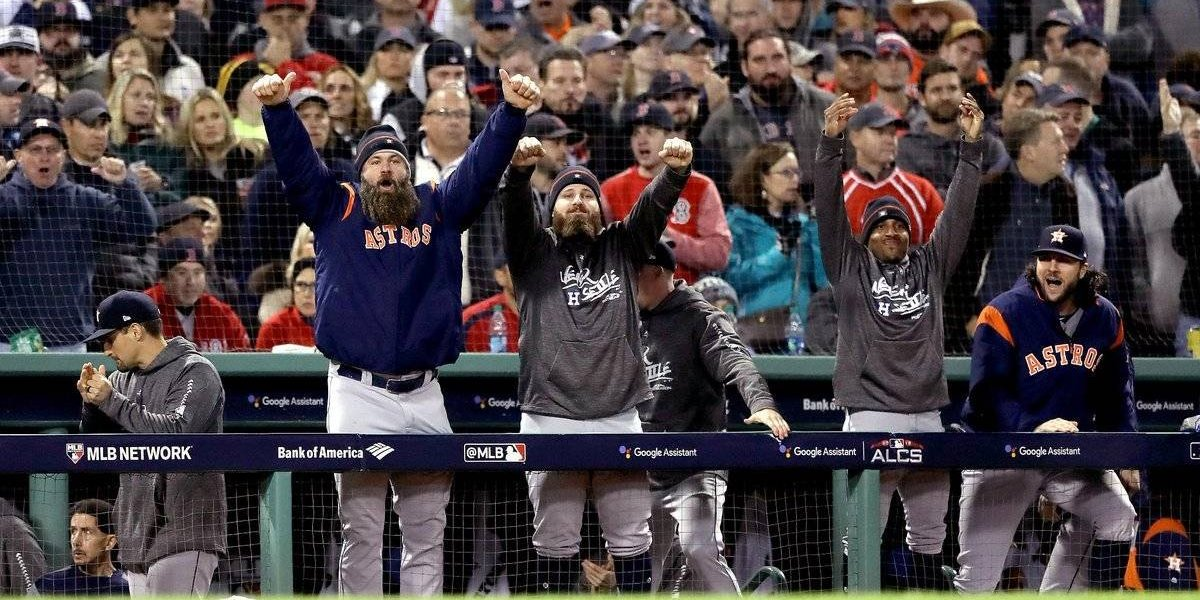 Astros destroza a Red Sox