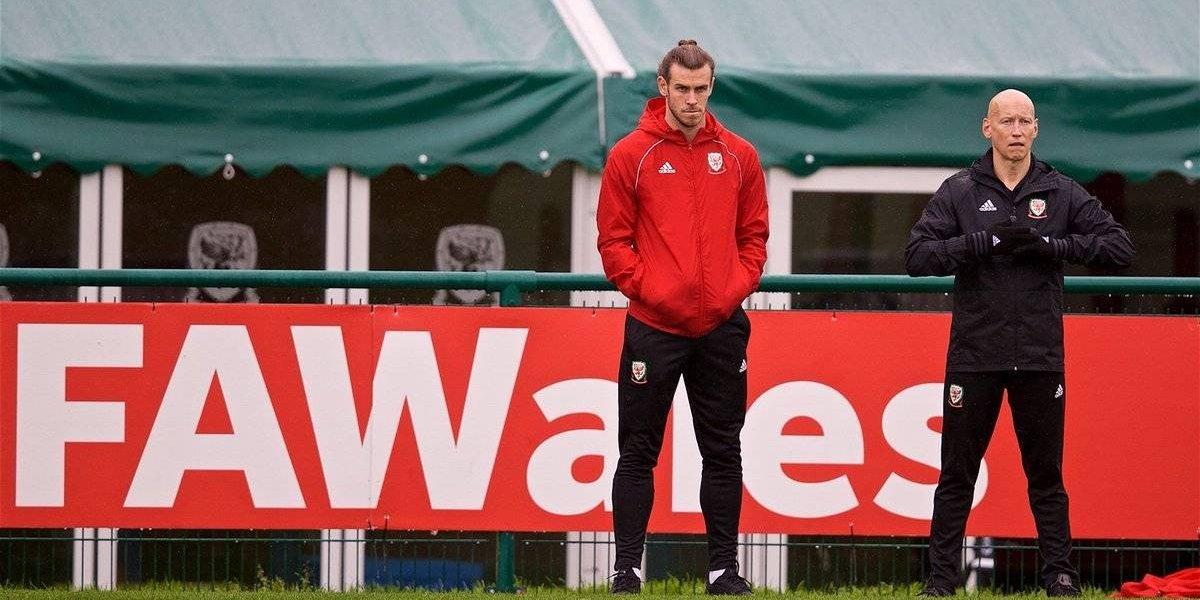 Gareth Bale se queda sin jugar en la Fecha FIFA