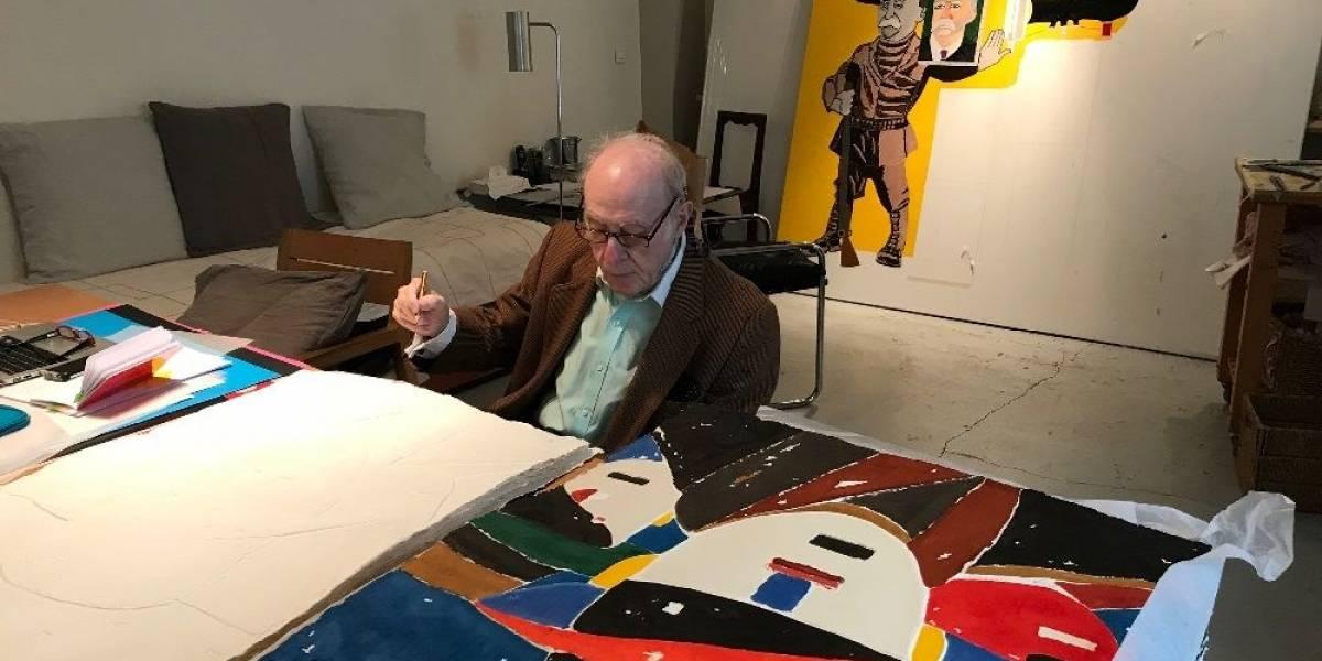 Muere Eduardo Arroyo, pintor clave del arte español
