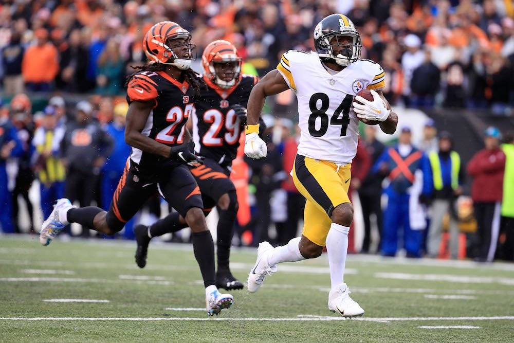 Steelers 28-21 Bengals / Getty Images