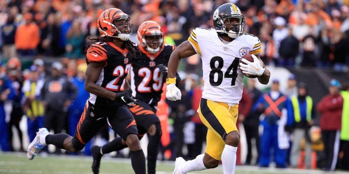 Steelers propinan nuevo zarpazo a Bengals y recuperan terreno en la NFL