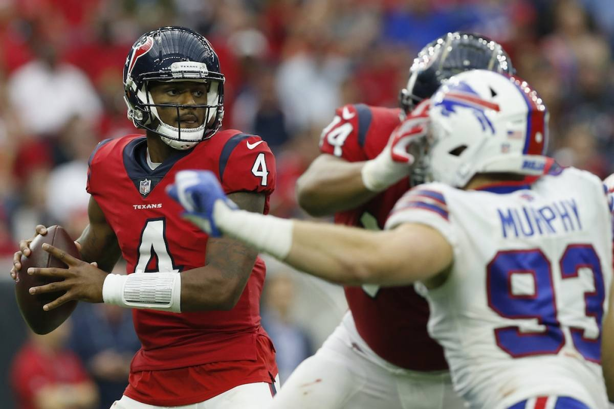 Bills 13-20 Texans / Getty Images