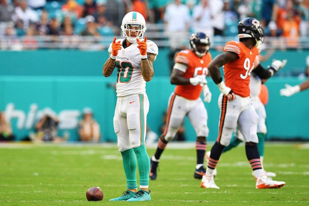 Bears 28-31 Dolphins / Getty Images