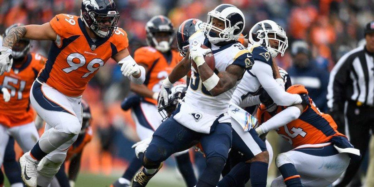 Carneros siguen imbatibles, ahora se impusieron a Broncos