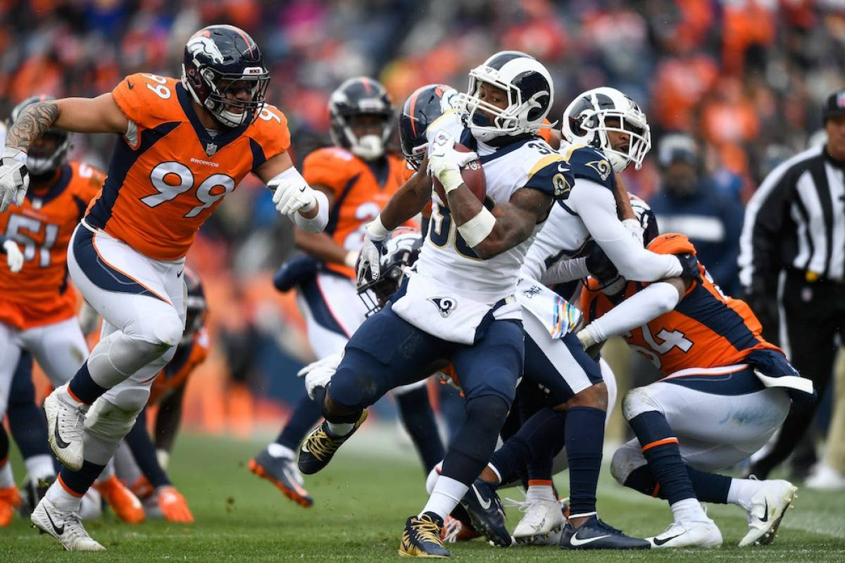 Rams 23-20 Broncos / Getty Images