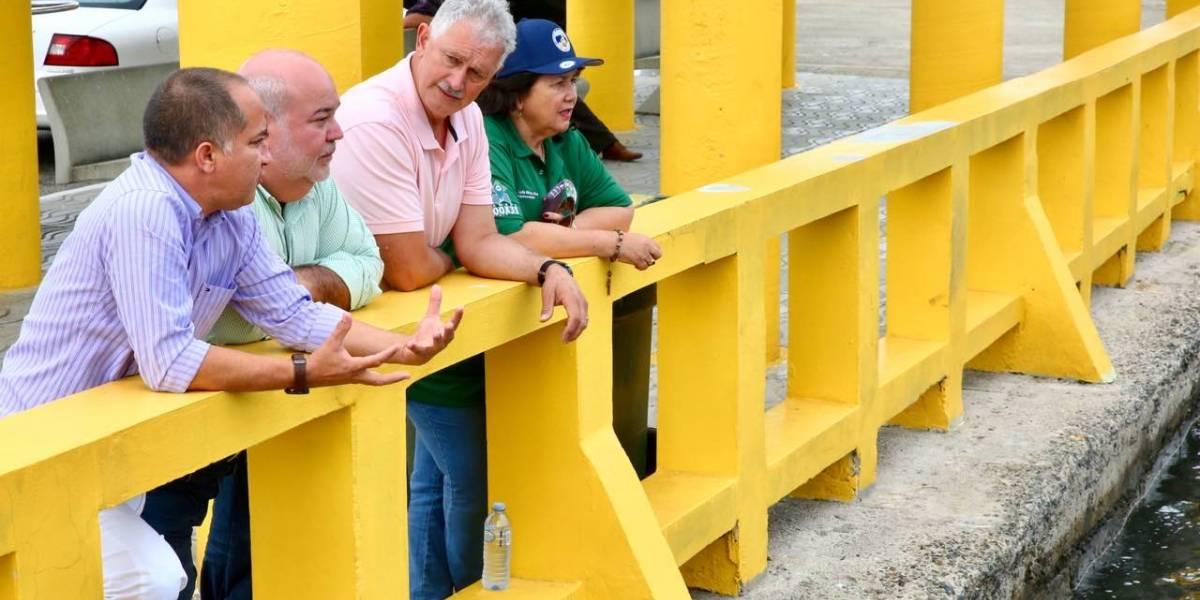 Persiguen la rehabilitación del Malecón de Guánica