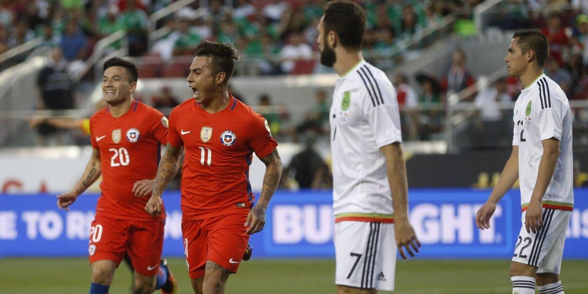 Con el recuerdo del 7-0: La histórica goleada de la Roja en la Copa América resalta en el negativo historial ante México