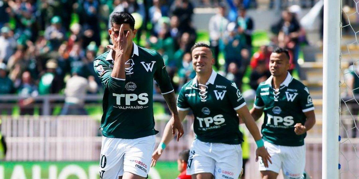 Santiago Wanderers sigue imparable en la B y goleó a Magallanes