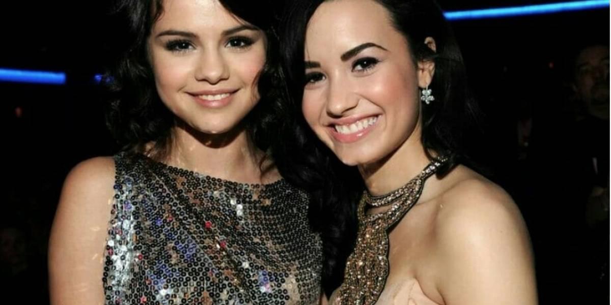 Demi Lovato reacciona a la crisis emocional de Selena Gomez