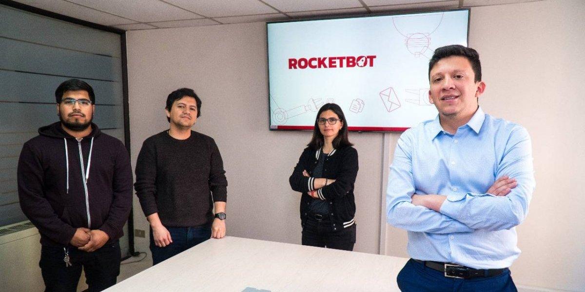 Rocketbot: la nueva plataforma chilena que da que hablar en el mundo