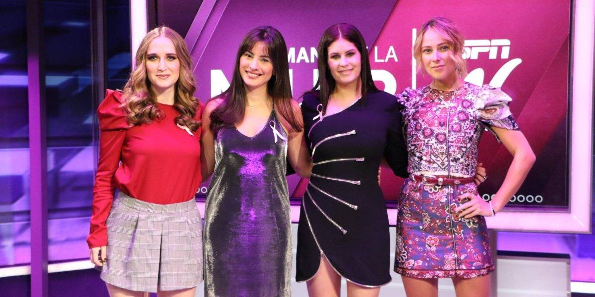 VIDEO: ESPN presenta la 'semana de la mujer'