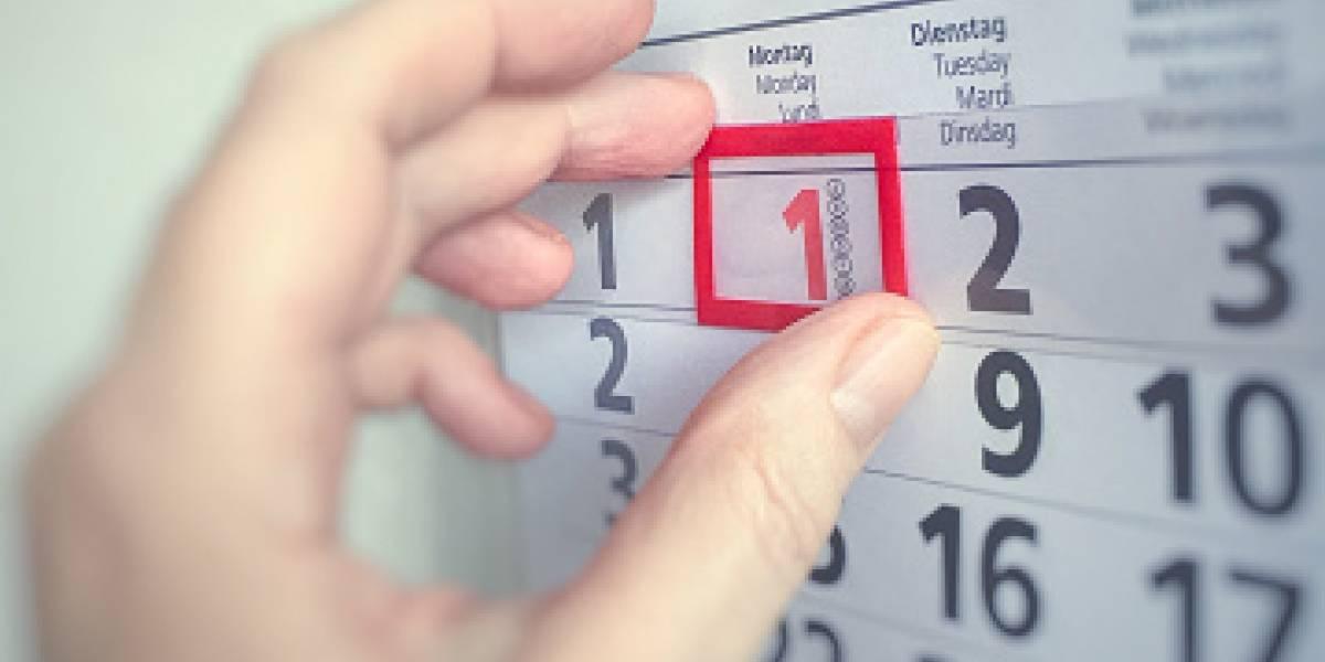 ¿Cuántos días de feriado quedan en 2019?