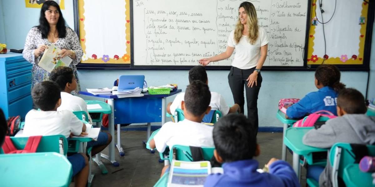 Ministério da Educação reajusta piso salarial dos professores