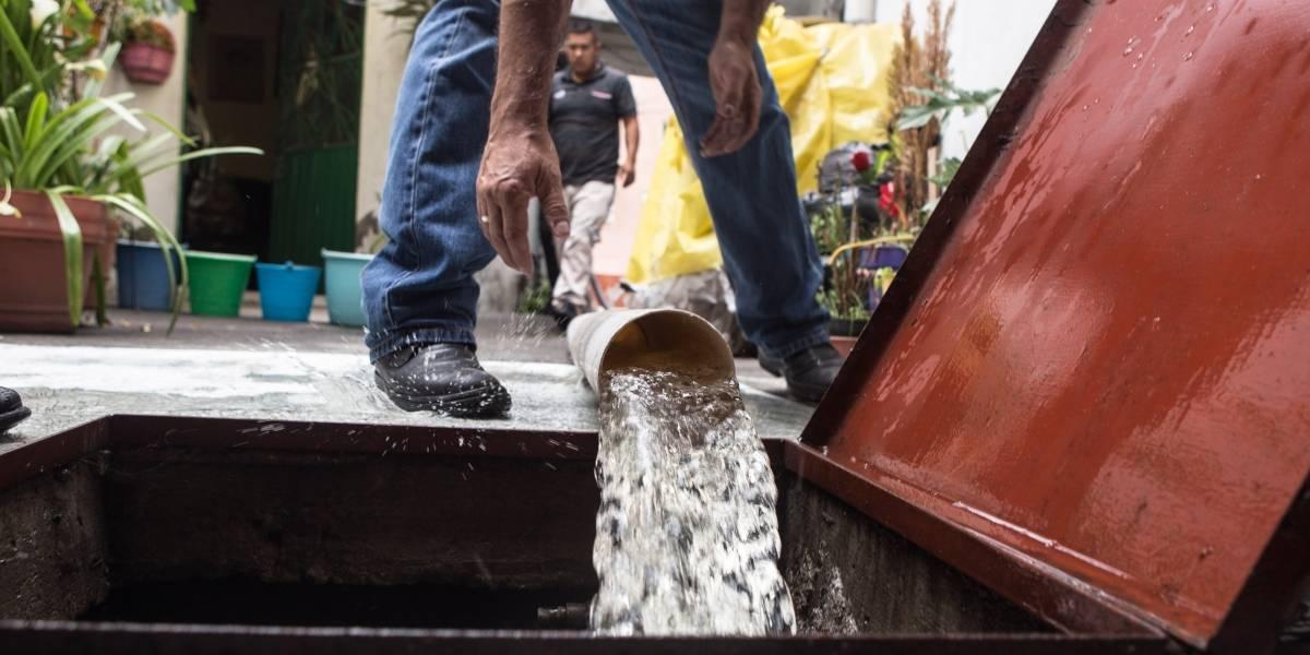 Por escasez de agua, cada pipa atenderá a 7 mil 267 capitalinos