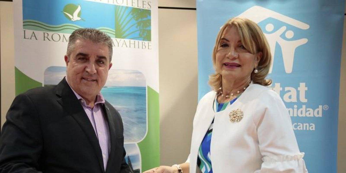 Hoteleros La Romana Bayahibe y Hábitat para la Humanidad República Dominicana firman acuerdo de colaboración