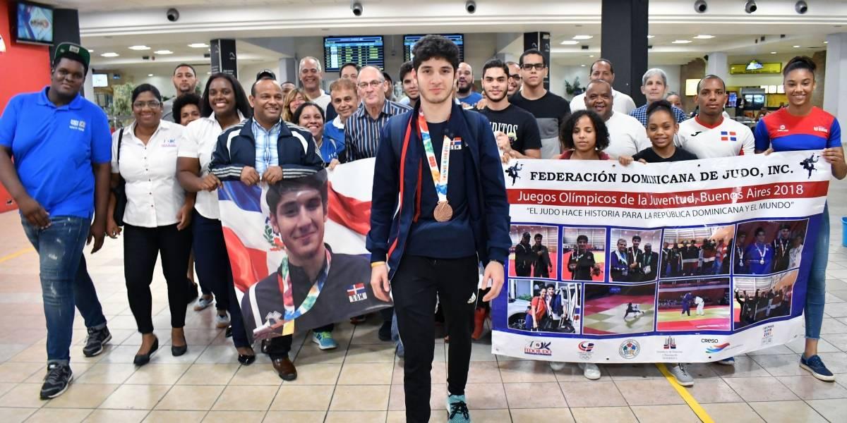 Tornal orgulloso de representar a RD en Juegos de la Juventud