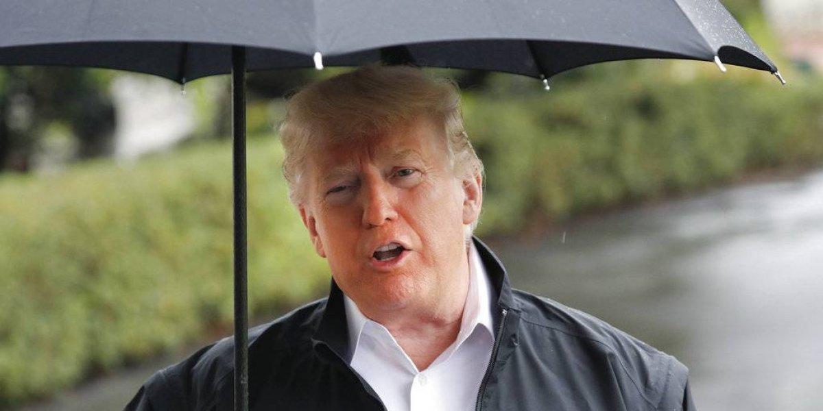 """Tras dos años de mandato cambió de parecer: Trump admitió que el calentamiento global no es """"un invento de los chinos"""""""