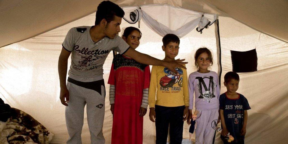 Nadie los quiere: Los hijos de combatientes de EI en Irak