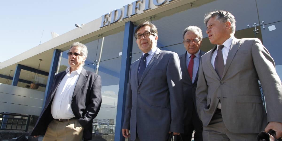 Rafael Correa y Jorge Glas no acudieron a rendir versión por delincuencia organizada