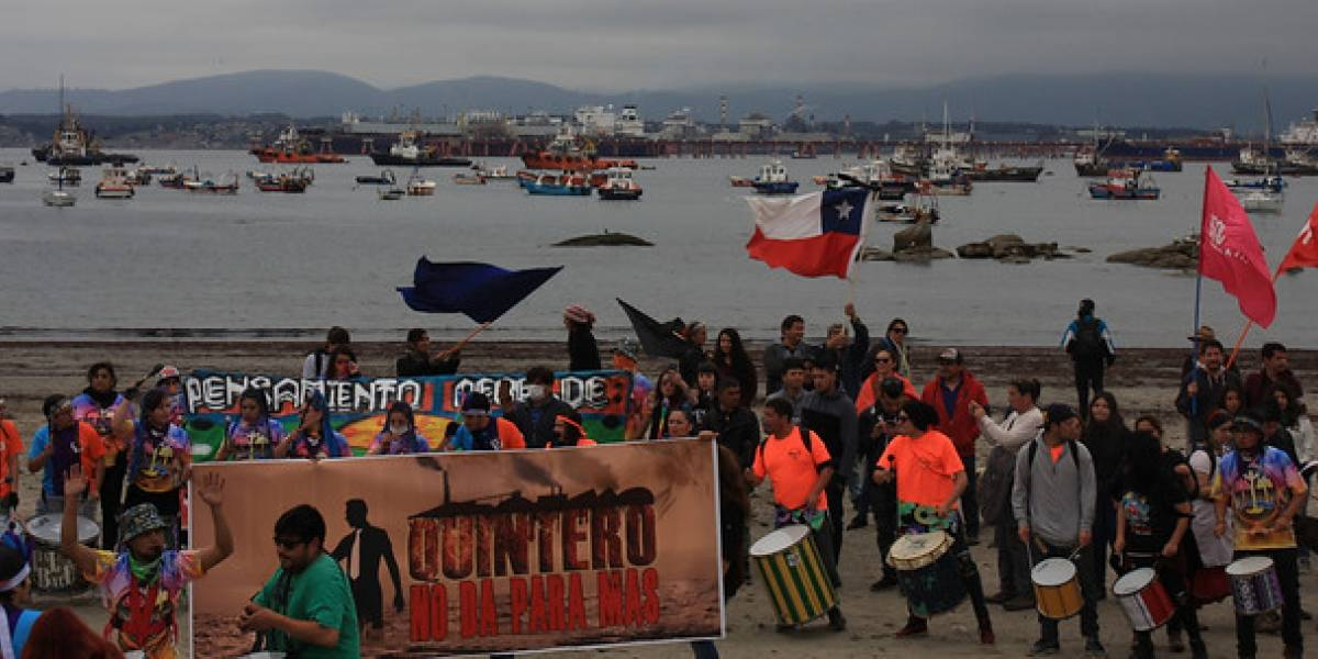 Sotox niega crisis en Quintero y Puchuncaví: La disputa entre el Colegio Médico y la Sociedad de Toxicólogos
