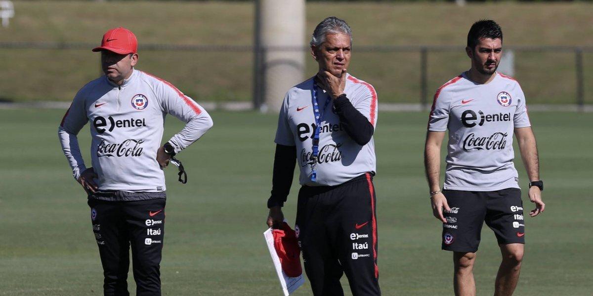 """Rueda se preocupa por el plantel de la Roja: """"Hay cinco o seis jugadores que no vienen en su mejor nivel"""""""