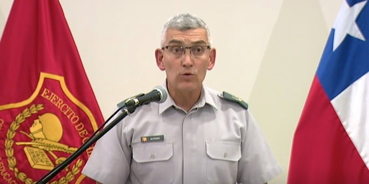 Polémico homenaje a Krassnoff: Ejército llama a retiro a dos coroneles, incluyendo el director de la Escuela Militar