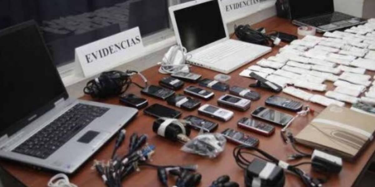 Quito: Ciudadanos deben acudir a bodegas de la Policía Judicial para reconocer sus pertenencias robadas
