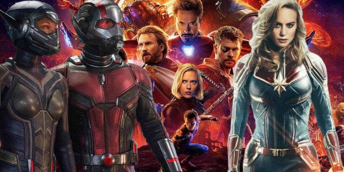Avengers 4: Se filtra armadura de Iron Man y Máquina de Guerra