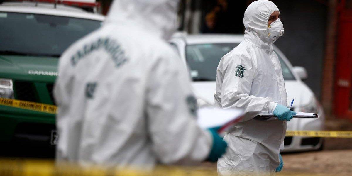 Tres hermanos de 2,4 y 7 años murieron en un incendio en Valdivia