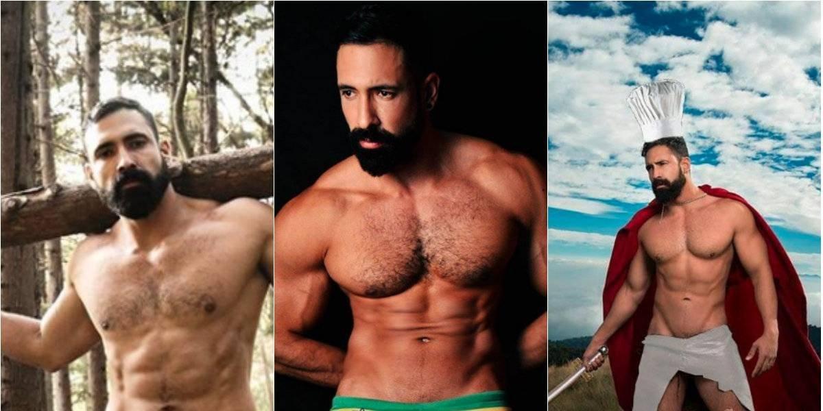 Osiris, concursante de Masterchef que sorprendió con fotos para revista gay