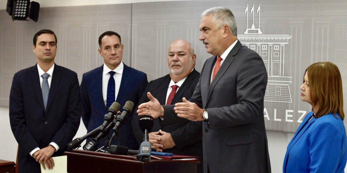 Aprobarían nueva reforma contributiva la próxima semana