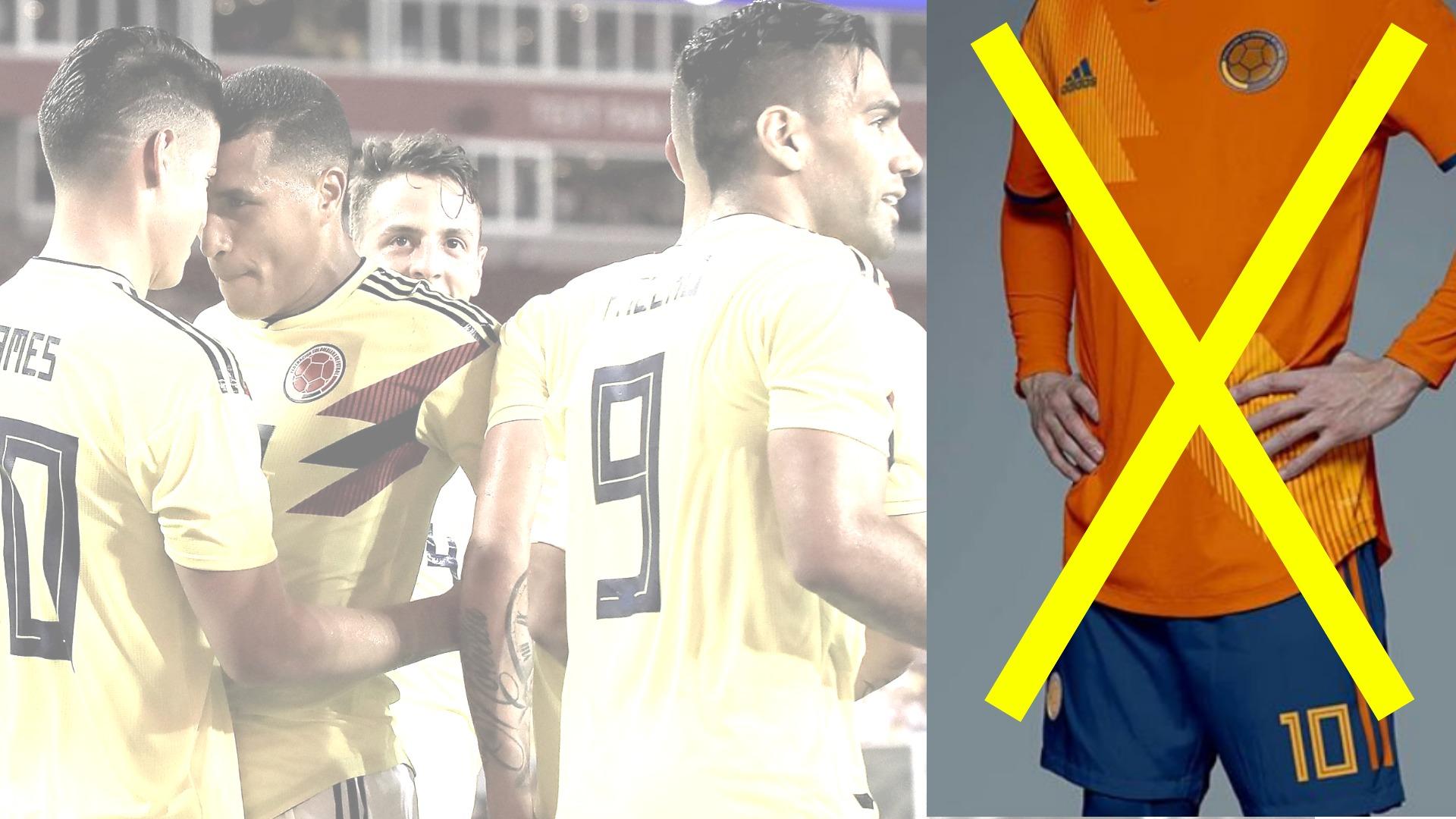 Nueva Camiseta De Colombia 2019 Detail: ¿Cuál Será El Color De Camiseta De Colombia Para La Copa