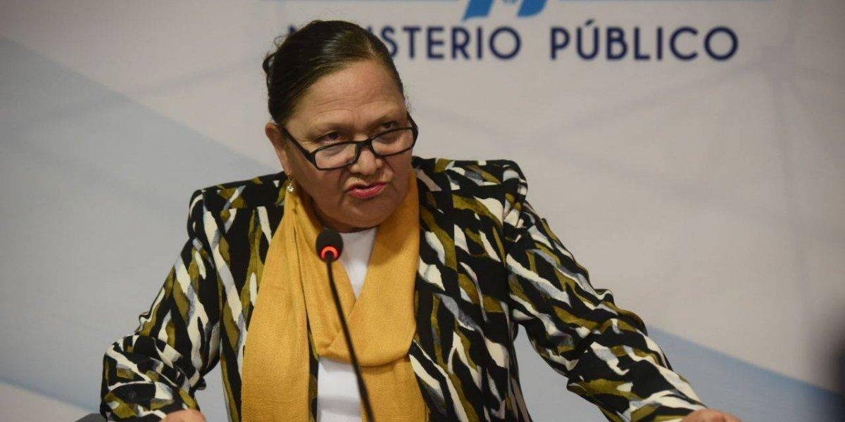 Fiscal general interpondrá acción legal por retiro de agencia de MP en aeropuerto
