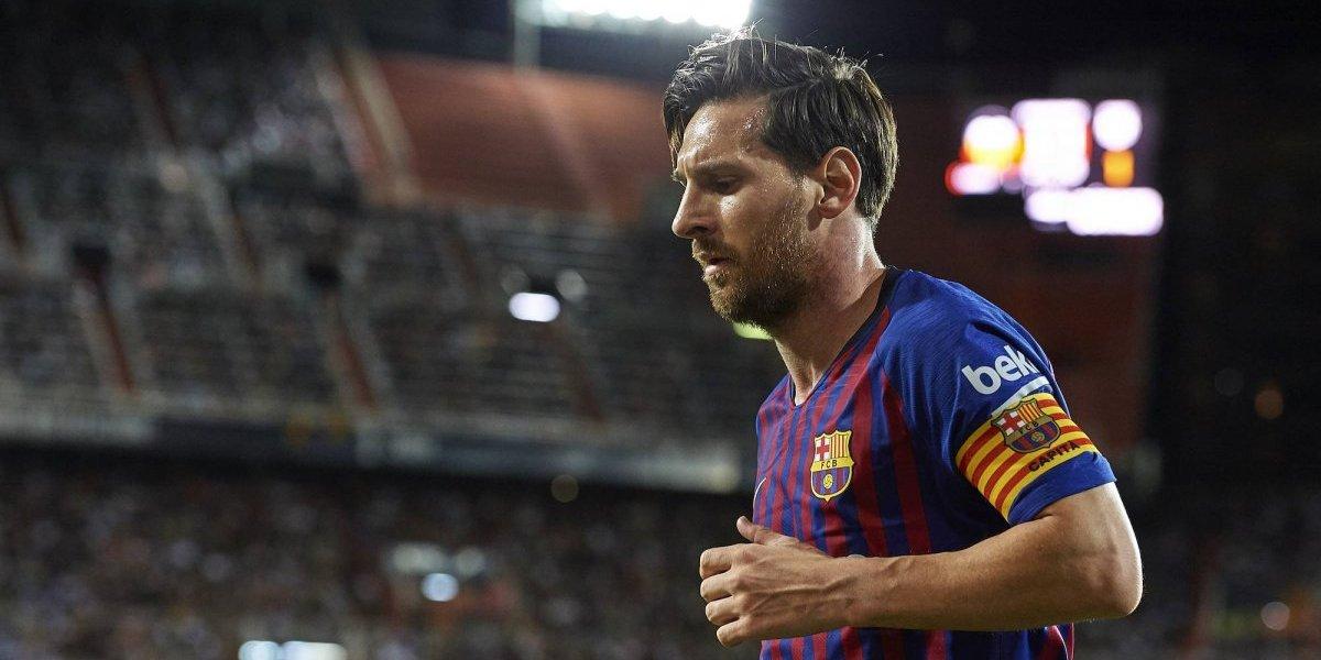 Kempes defiende a Messi de Maradona
