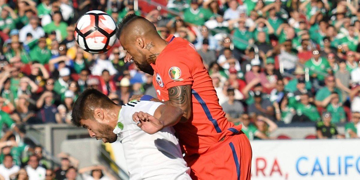Los sobrevivientes de México que enfrentarán los fantasmas del 7-0 ante la Roja