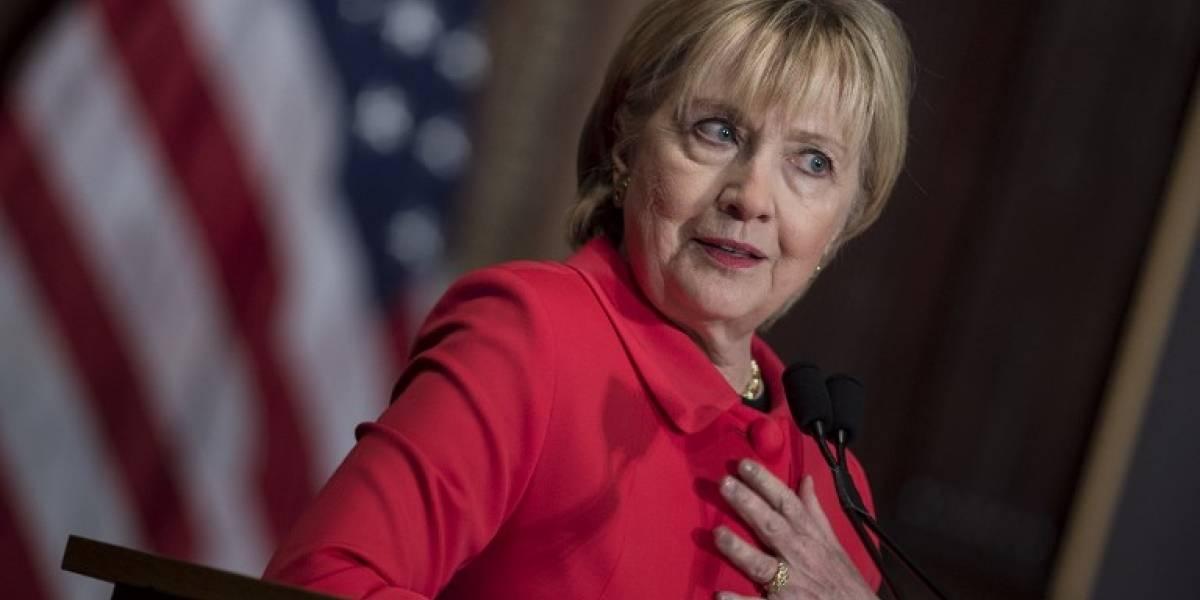 El caso Lewinsky no constituyó abuso de poder, dice Hillary Clinton