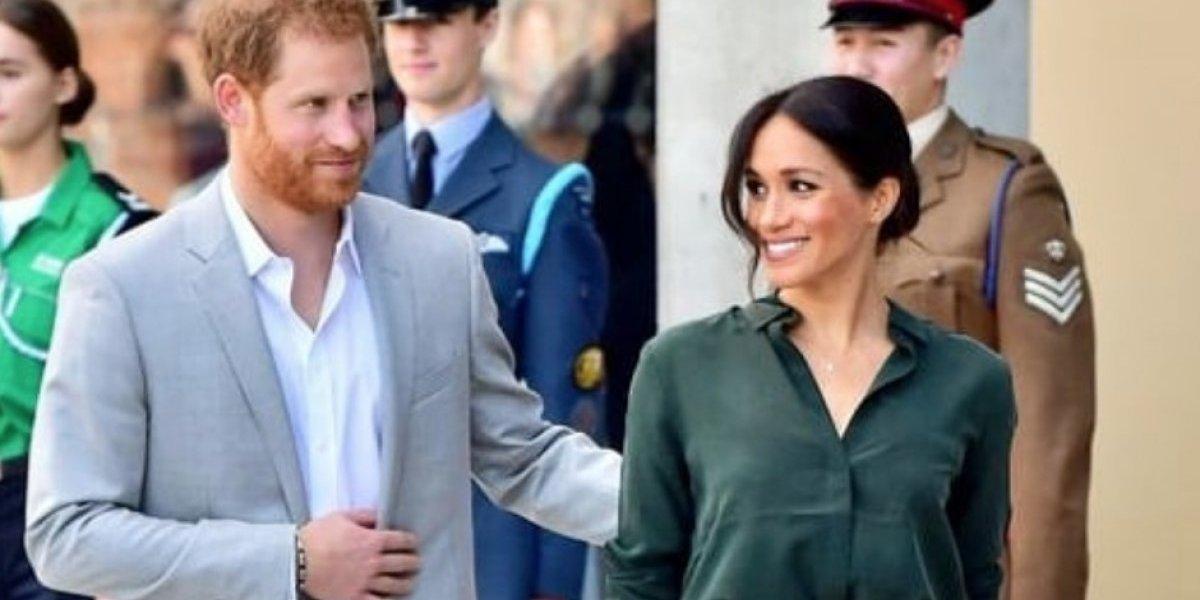 La razón por la que el bebé de Meghan y Harry no será príncipe