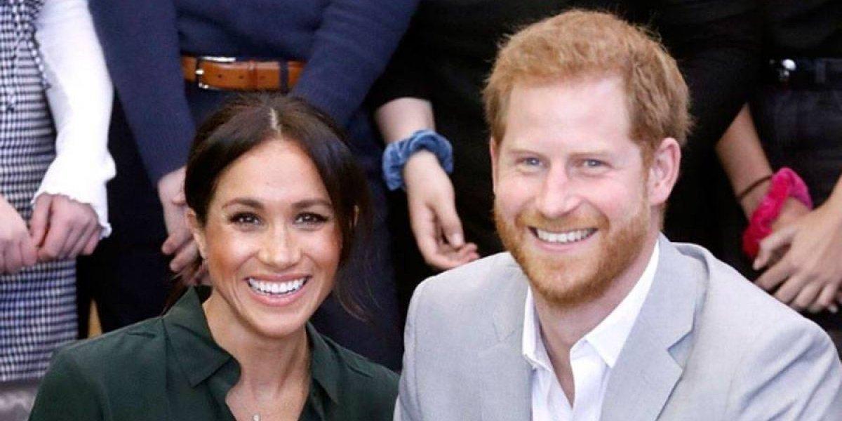 Meghan Markle, esposa del príncipe Enrique de Inglaterra, está embarazada
