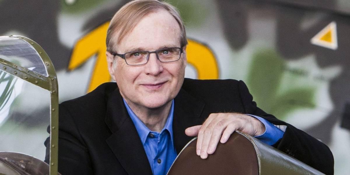 Falleció Paul Allen, cofundador de Microsoft