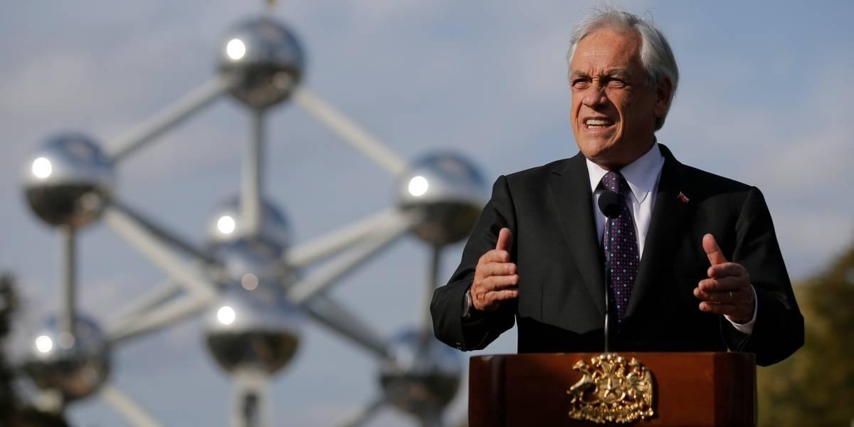 Tras renuncia de Javiera Blanco, Sebastián Piñera anuncia cambios al Consejo de Defensa del Estado