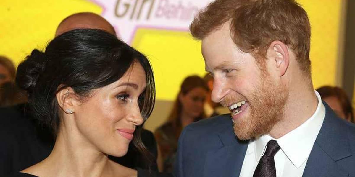 ¡Así podría llamarse el hijo del príncipe Harry y Meghan Markle!