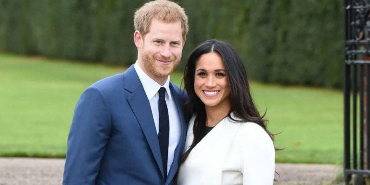 La reina Isabel tendrá la custodia del hijo de Meghan Markle y el príncipe Harry