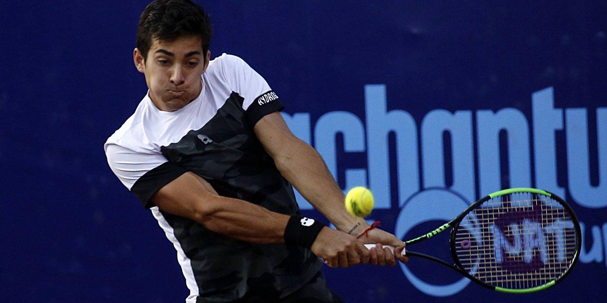 Christian Garín está cada vez más cerca del top 100 y Nicolás Jarry sube en el ranking ATP