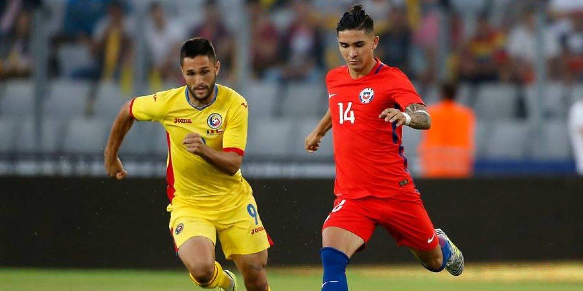 Con Felipe Gutiérrez como sorpresa: La formación que prepara la Roja de Rueda para el amistoso ante México